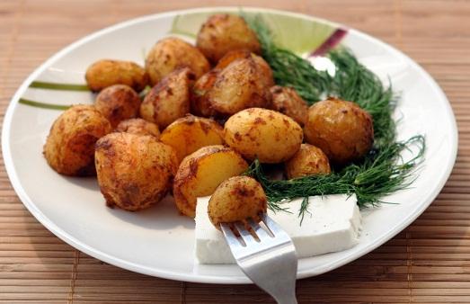 Необычные блюда из молодого картофеля