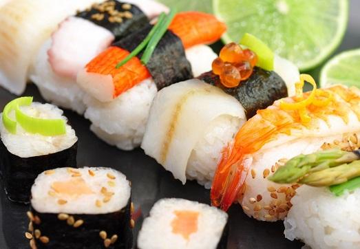 Особенности необычной японской кухни