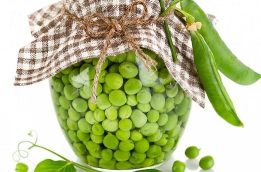 как приготовить замороженный зелёный горошек для оливье