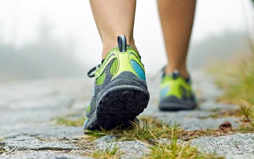 Как определить сколько калорий сжигается при ходьбе?