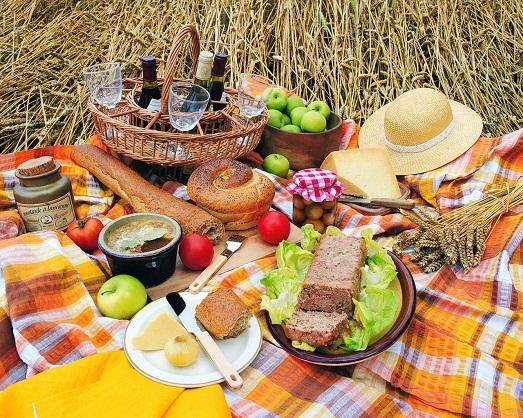 Советы по организации питания в походе