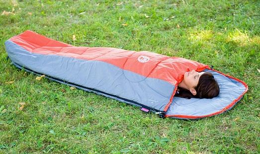 Спальный мешок – выбираем незаменимую вещь для похода