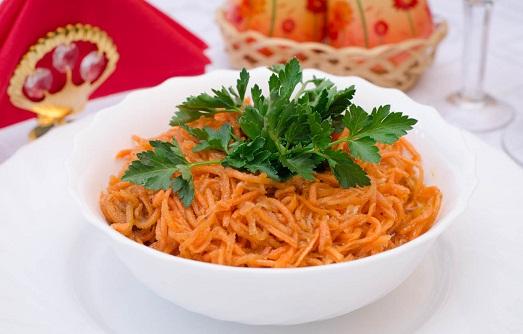 Как приготовить идеальную морковь по-корейски?
