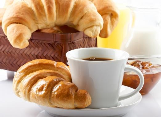 Из чего состоит континентальный завтрак в гостинице?