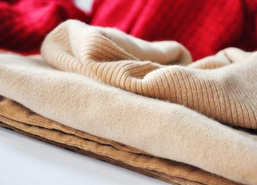 Правила ухода за одеждой из кашемира