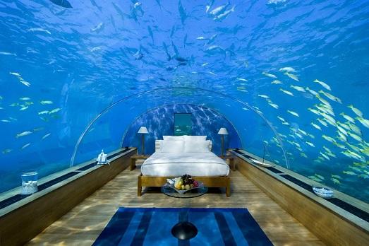 Топ 10 самых удивительных отелей в мире