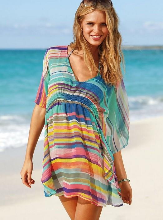 cb1ddce624a8bfd ... а и с тем, что можно одеть на жаркий пляж, чтобы выглядеть великолепно.  Женская пляжная одежда должна быть лёгкой, удобной и открытой.