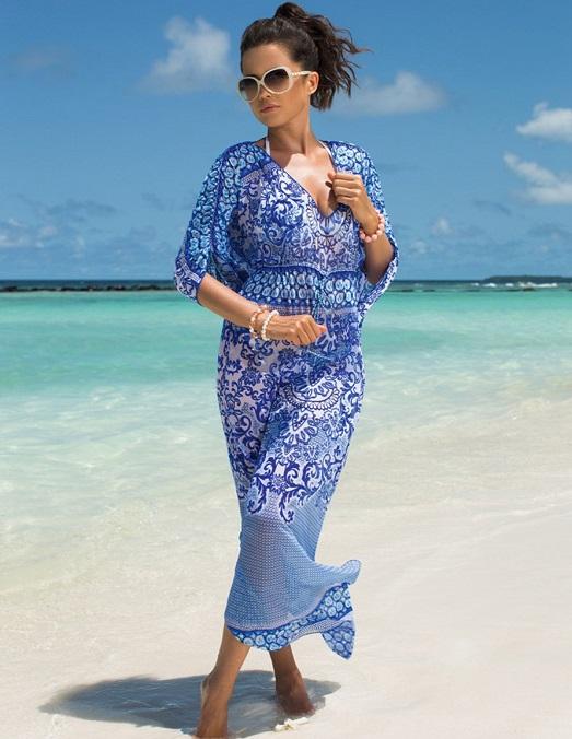 Красивые Пляжные Туники
