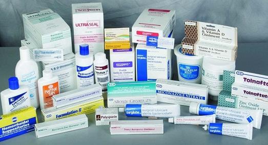 Для чего нужны антисептические мази в нашей аптечке?