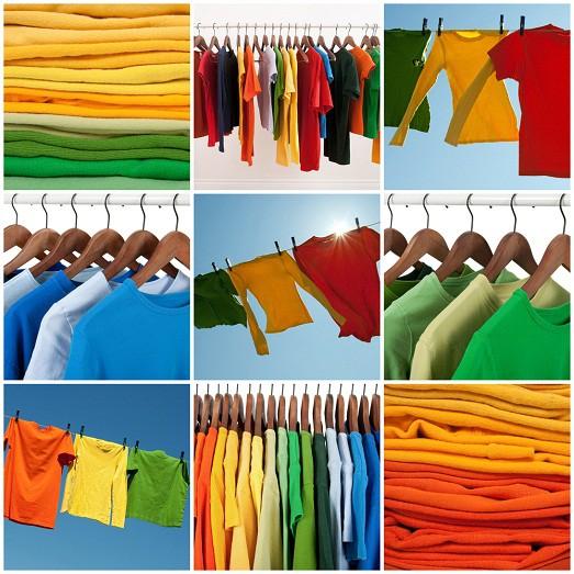 Как вернуть одежде прежний цвет