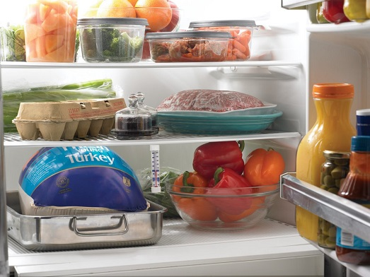 Как правильно хранить разные продукты?