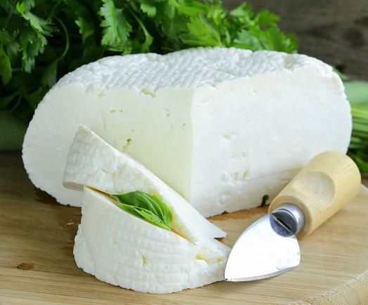 Сыр из кефира домашний 95
