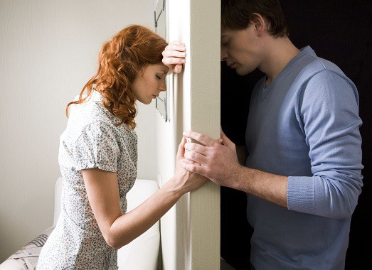 Чувственный ласковый секс мужа и жены