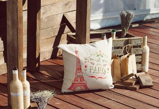 Советы по организации французской свадьбы