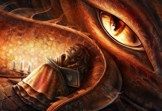 10 самых интересных книг в жанре фэнтези
