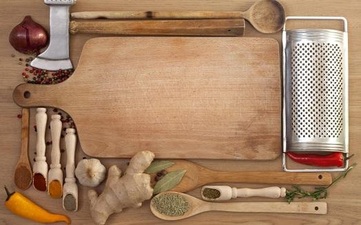 Правильная разделочная доска – отличный помощник на кухне