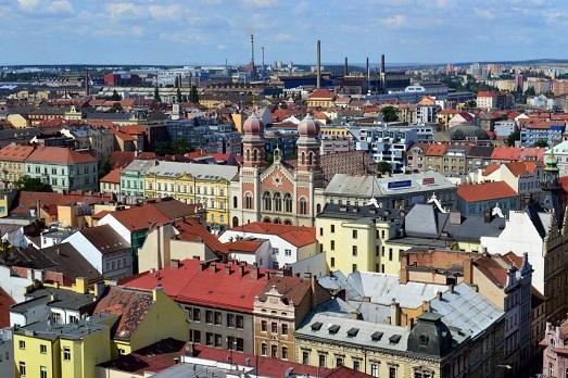 Достопримечательности удивительного города Пльзень