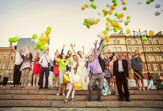 Кого обязательно приглашать на свадьбу