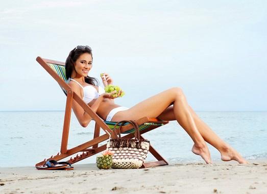 Чем можно перекусить на пляже?