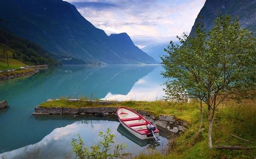 Норвегия – интересная страна для семейного отдыха