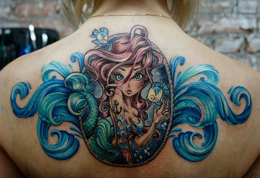 mermaid_tattoo