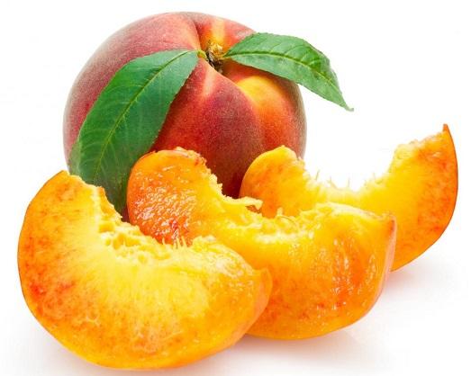 Вкусные и необычные блюда из персика