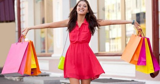 Топ 10 причин женщине полюбить шопинг