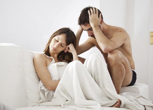 Жена отвергает секс с мужем а любовнику разрешает