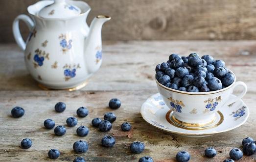 Целебные свойства ягоды черники