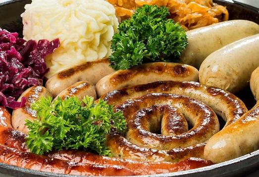 10 самых популярных блюд немецкой кухни