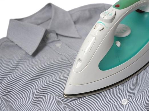 Основные правила глажки рубашек
