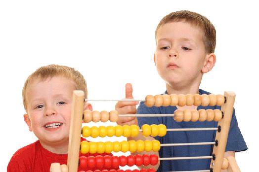 Как можно научить ребенка считать?