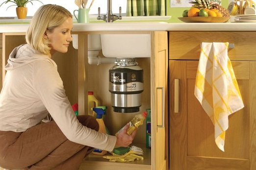Стоит ли ставить измельчитель отходов для раковины?