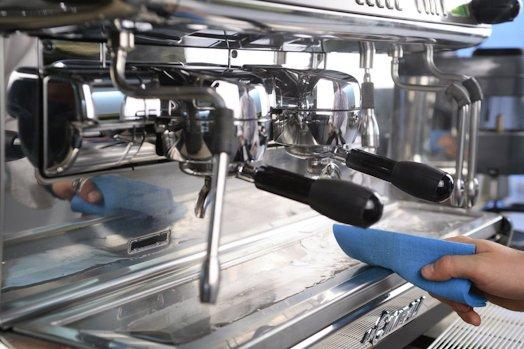 Полезные советы по чистке кофемашины