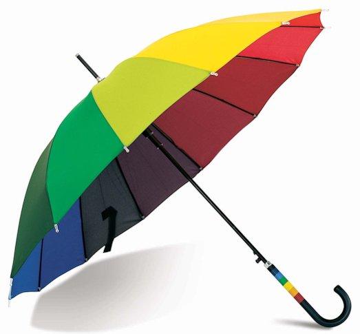 Как правильно чистить зонт?