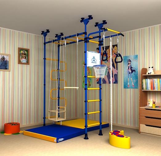 Как выбрать правильную спортивную стенку для ребенка?