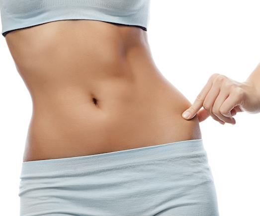 Правила выполнения массажа живота для похудения