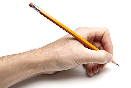 Можно ли научиться писать левой рукой, если вы правша?
