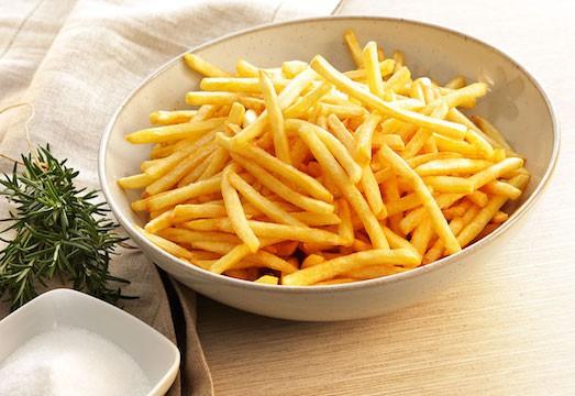 Как сделать картошку фри в микроволновке в домашних условиях