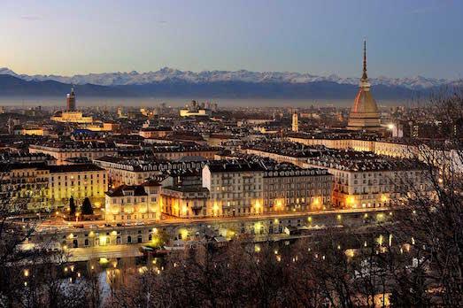 Турин — город, в котором можно не только отдыхать