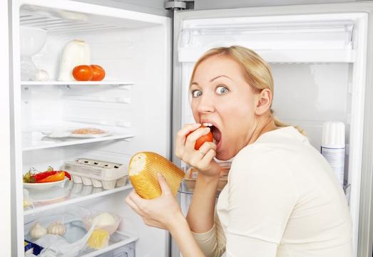 Как перестать кушать перед сном?