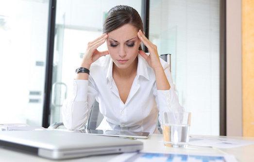 Основные симптомы эмоционального выгорания