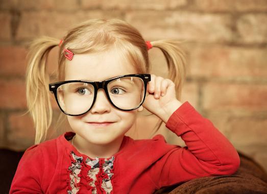 Как понять что у малыша плохое зрение?