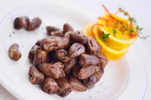 Шикарные блюда из доступных куриных сердечек