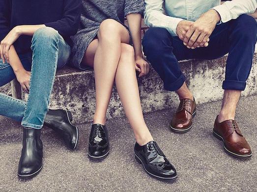 С чем лучше всего носить лакированную обувь?