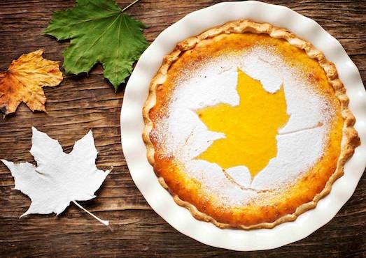 Простые и вкусные десерты из тыквы