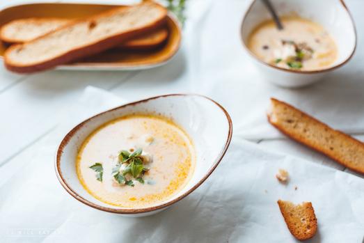 Сырный суп — вкусное и простое в приготовлении блюдо