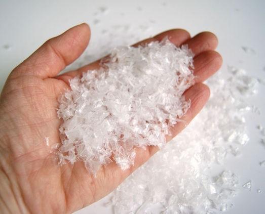 Как сделать снежок своими руками в домашних условиях