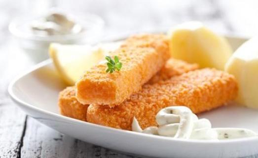 Как приготовить рыбные палочки из рыбного фарша