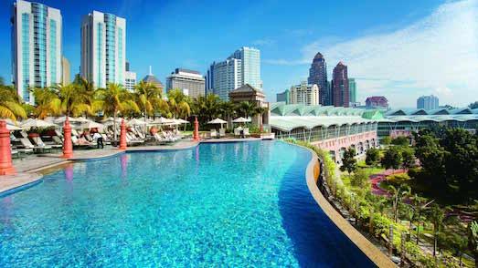 В каком городе Малайзии можно отдохнуть?